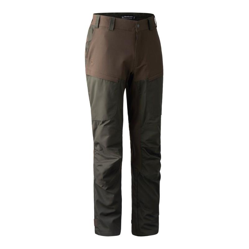 deerhunter-strike-trousers-deep-green-nohavice