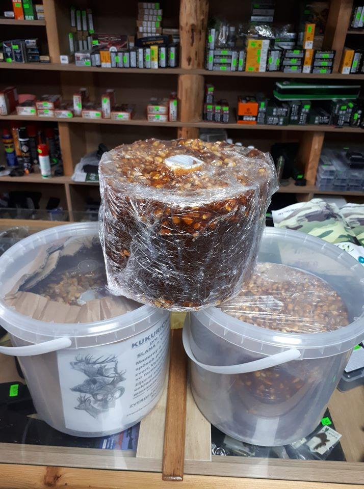 Kukurična lízanka - SLADKÁ 4,5kg